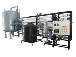 Automatic SS Industrial RO System