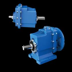 0.37KW 3PHASE HELICAL GEARED MOTOR