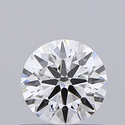 0.60ct Lab Grown Diamond CVD F VS1 Round Brilliant Cut IGI Crtified Type2A