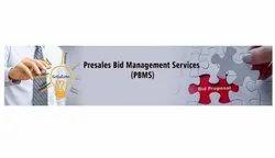 Presales Bid Management Services (PBMS)