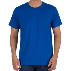 High Quality Plain Round Neck T Shirt