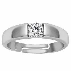 SR02734 925 Sterling Silver Wedding Ring