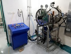 SS Cylindrical Horizontal Autoclave
