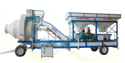 VK 520 Fully Automatic Mobile Concrete Batching Plant
