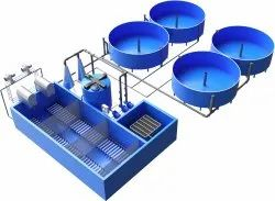 Morden Aquaculture Fish Farming Equipment Installation & Services
