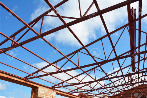 Pooja Metal - Service Provider of Roofing Fabrication Erection