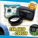 New Auto Cool Ventilation Fan Solar Powered Exhaust System Keep Your Car Cool