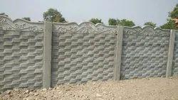 Designer Precast Compound wall