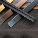 Stainless Steel Ti Coated Inlay T Patti