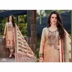 Printed Pashmina Suits