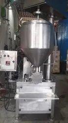 Chyawanprash Paste Filling  Mechanical Machine