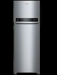 4 Star Whirlpool Two Door Frost Free Refrigerator, Capacity: 265L