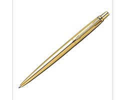 Metal Parker Jotter Gold Ball Pen, For Promotional