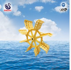 Paddle Wheel Aerator Impeller