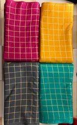 Printed 4 Color Rayon Gold Print Fabric