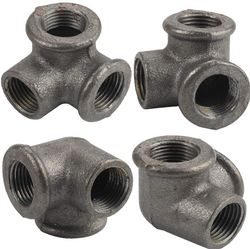 12 mm Cast Iron Pipe Fitting, Elbow,Tee