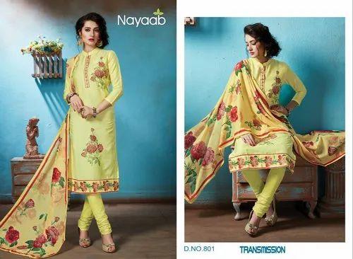 36ac7102d6 NAYAAB Ladies Salwar Kameez - Nayaab Ladies Salwar Suits ...