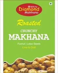 Lime & Chilli Makhana Flavor, Packaging Size: 50 Grams, Packaging Type: Packet
