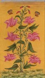 Indian Floral Paintings