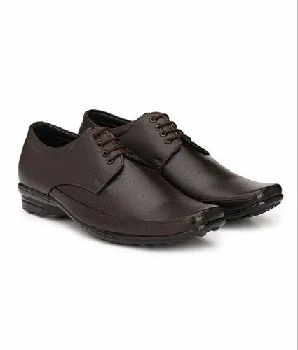 Big Fox Brown Synthetic Leather Exclusive Formal Shoes