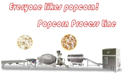 Fully Automatic Popcorn Production Line