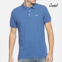 Men's Premium Poly Cotton Collar T-Shirt (PC Pique)