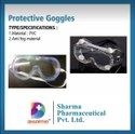 Dks Polycarbonate Protective Goggles