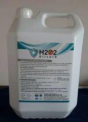 Silver Hydrogen Peroxide ( H2O2silverX ), Can, 1 Liter