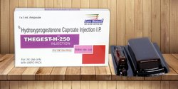Hydroxy Progesterone 250 mg and 500 mg Injection