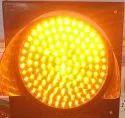 LED Traffic Light Amber