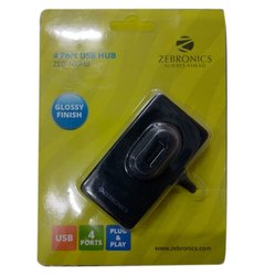 Zebronics 4 Port USB Hub
