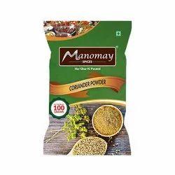 Manomay Coriander Powder, Packaging Type: Packet, Packaging Size: 100g