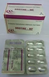 Drotaverinhcl And Mefenamic Acid