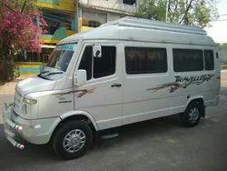14 Seater Tempo Traveler Rental