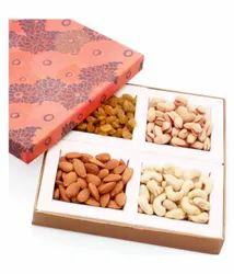 Multicolor Rectangular Dry Fruits - Assorted, for Return Gifts, Festival Gifts