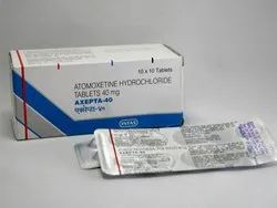 Atomoxetine Strattera Tablets