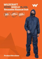 Reusable PPE Suit