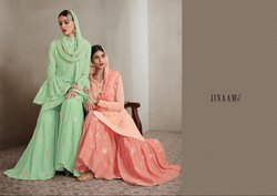 Selah Salwar Suit With Sharara