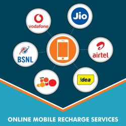 Prepaid Mobile Recharge Services