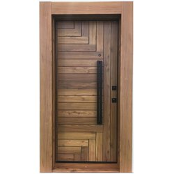 Wooden Frame Door