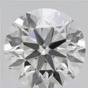 1.52ct Lab Grown Diamond CVD F VVS2 Round Brilliant Cut IGI Certified Stone