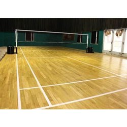 Air Cush Wooden Sport Flooring