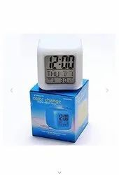 Colour Changing LED Clock
