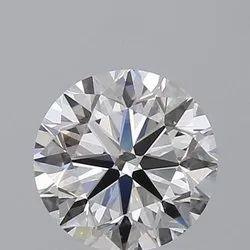 CVD Diamond 1.4ct D VS2 Round Brilliant Cut  HRD Certified Stone
