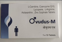 OVUDUS-M (Effective Male Infertility Supplement)
