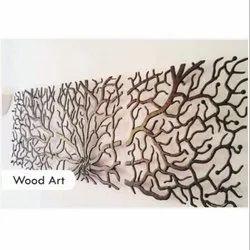 Wood Art Panel