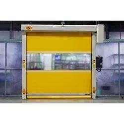 Rapid Speed Rolling Shutter Doors