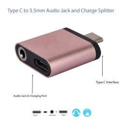 2 In 1 Connector Type C (Without Packing And Without GST)