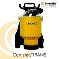 Trans 110V 400Hz Back Pack Vacuum Cleaner