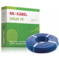 90 M Blue RR Kabel Power Cables, for House Wiring, 230 V